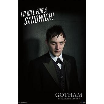 Gotham - Penguin Poster Print