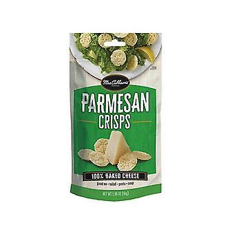 Mrs. Cubbison's Parmesan Baked Cheese Crisps