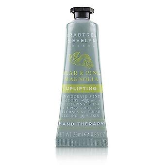 Crabtree & Evelyn Pear & Pink Magnolia Uplifting Hand Therapy - 25ml/0.86oz