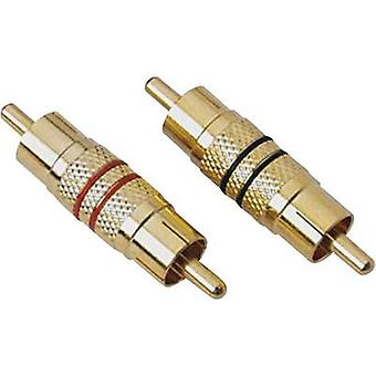 Sinuslive CVM RCA adapter [1x RCA plug (phono) - 1x RCA plug (phono)]