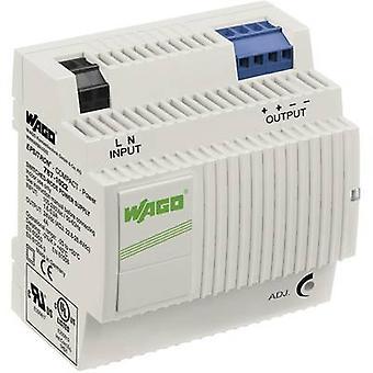 WAGO EPSITRON® COMPACT POWER 787-1022 Rail mounted PSU (DIN) 24 V DC 4 A 96 W 2 x