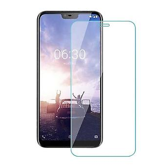 Nokia X 6 ekran protector 9 H laminowane szkło zbiornik ochrony szkła hartowanego szkła