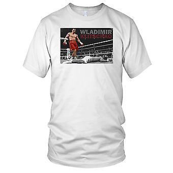 Klitschko Boxer Champion boxning damer T Shirt