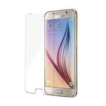 Stoff zertifiziert® Bildschirmschutz Samsung Galaxy S6 Edge soft TPU Folie Film PET Film