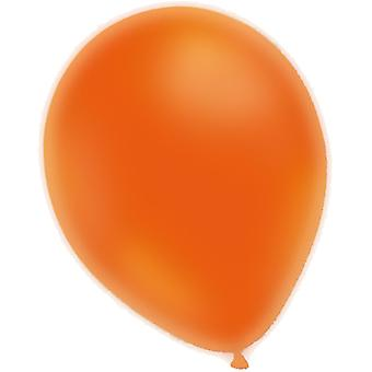 Ballons Neon Orange 25-pack