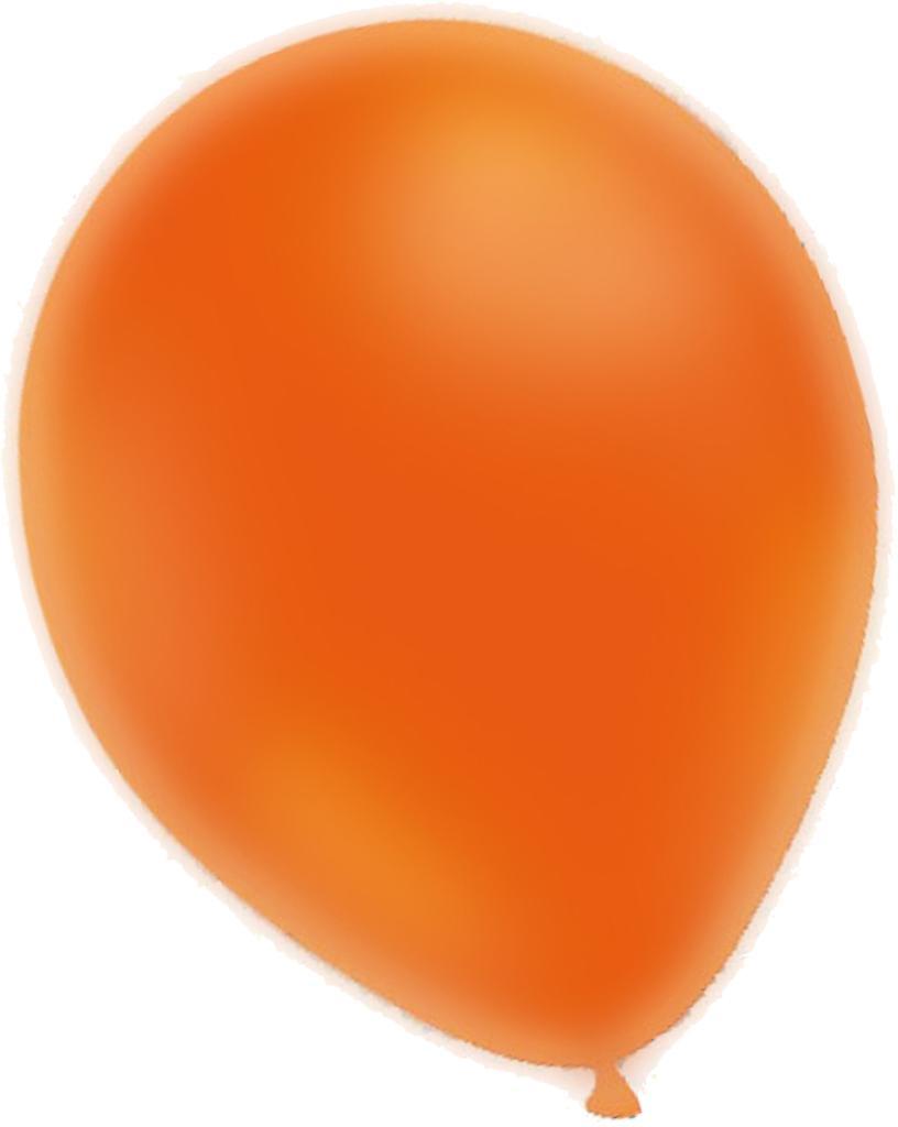 Ballonger Neon Orange 25-pack