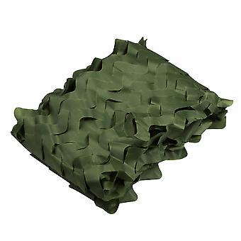 Камуфляж оливковый TRIXES сетка