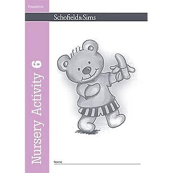 Nursery Activity Book 6 (2nd Revised edition) by Kathryn Linaker - 97