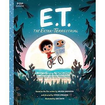 E.T. The extra-terrestrial-klassiskt illustrerad sagobok av Kim