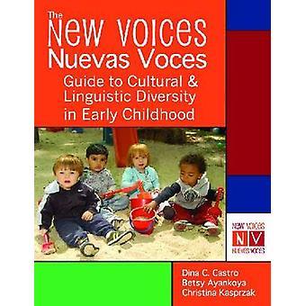 Nieuwe stemmen/Nuevas Voces - een handboek over de culturele en taalkundige Divers