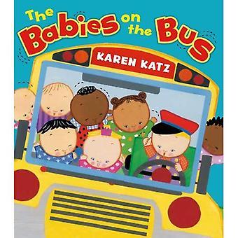 Spädbarn på bussen