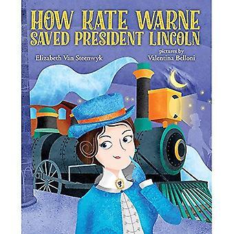 Hvordan Kate Warne lagret President Lincoln: Historien bak landets første kvinnelige detektiv