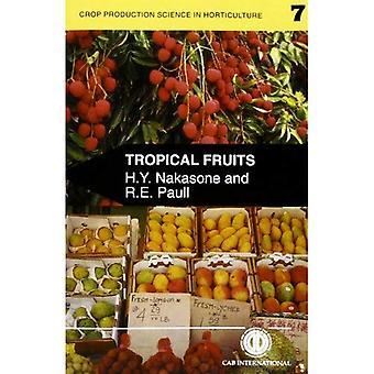 Tropische vruchten (Crop Science productie in de tuinbouw) (bijsnijden productie wetenschap in de tuinbouw)