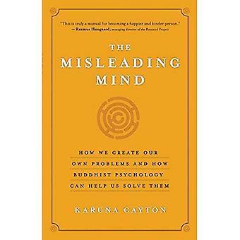Vilseledande sinnet: Hur vi skapar våra egna problem och hur buddhistisk psykologi kan hjälpa oss lösa dem