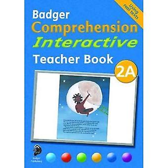 Grävling förståelse interaktiva KS1: Lärare boka 2A
