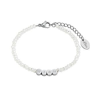 s.Oliver jewel ladies bracelet stainless steel WISH 2024286