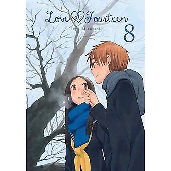 Liebe auf den vierzehn, Vol. 8