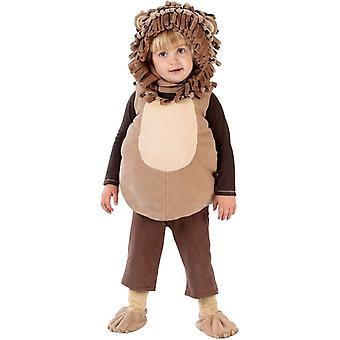 Lion Vest Infant