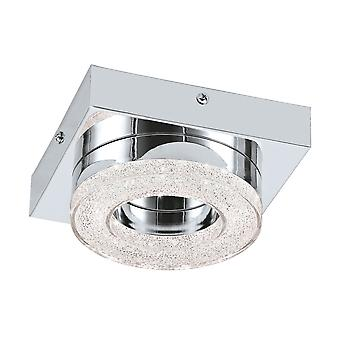 Eglo - Fradelo singolo tondo Crystal LED soffitto montaggio EG95662