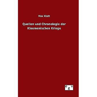 Quellen und Chronologie der Kleomenischen Kriege Klatt y máx.