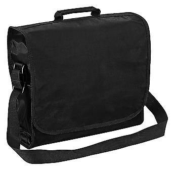 Quadra Plain Record / Messenger Bag (9 liter) (Pack van 2)