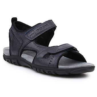 Geox U S Strada U4224A000MEC4002 universellsommer menn sko