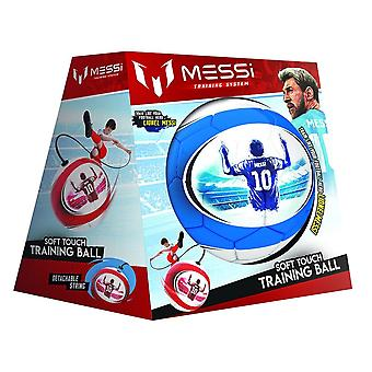 Flair Messi opleiding Soft Touch opleiding Ball - blauw en wit