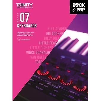 Trinity College London Rock & Pop 2018 Keyboards Grade 7 - 978085