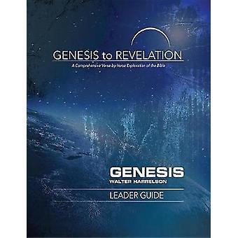 Genesis to Revelation - Genesis Leader Guide by Walter Harrelson - 978