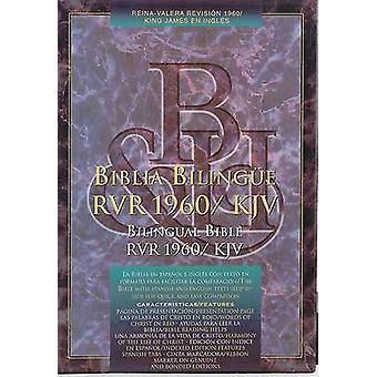 Bible Rvr 1960 Kjv Biling Black by Bible - 9781558190290 Book