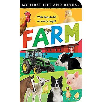 Farm - My First Lift and Reveal by Isabel Ross - 9781680105391 Book