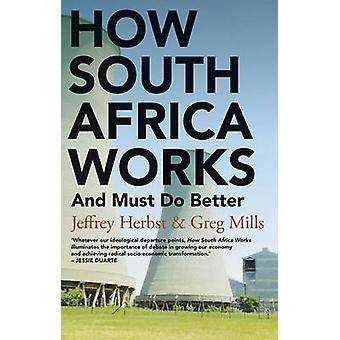 Hoe Zuid-Afrika werkt-en moet beter doen-9781849046565 boek