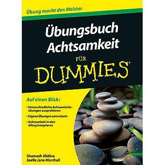 Ubungsbuch Achtsamkeit Fur Dummies by Shamash Alidina - Joelle Jane M