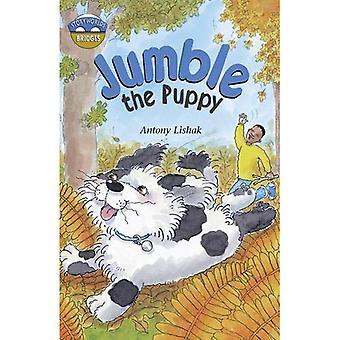 Storyworlds Bridges Stage 12 Jumble the Puppy (single)