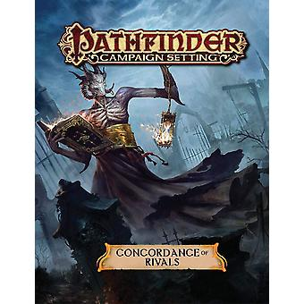 Pathfinder Campaign Setting Concordance of Rivals