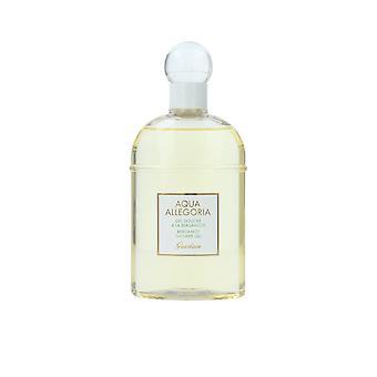 Guerlain Aqua Allegoria bergamote Calabria gel douche 200 ml voor vrouwen