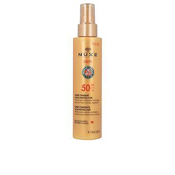 Nuxe Nuxe Sun Spray Fondant Haute Protection Spf50 150 Ml Unisex