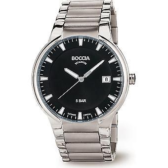 Boccia Titanium 3629-01 Miesten Watch