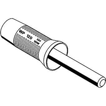 Weller WP 120 Dica manga wedge-shaped Tip tamanho 0,8 mm Conteúdo 1 pc (s)