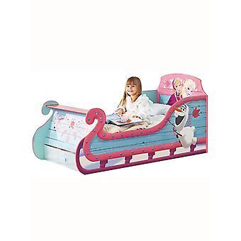 Disney Frozen slee peuter bed met ONDERBED opslag