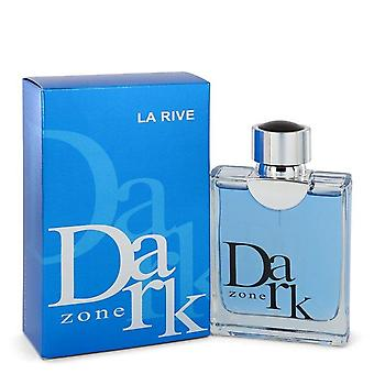 La rive dark zone eau de toilette spray by la rive 545068 90 ml
