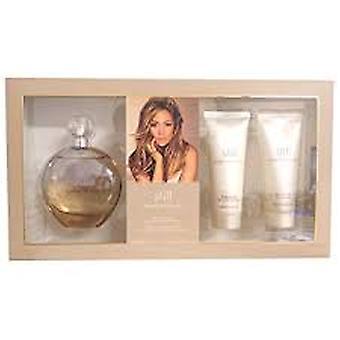 Jennifer Lopez Still Gift Set 100ml EDP + 75ml Shower Gel + 75ml Body Lotion
