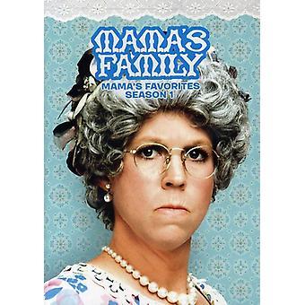 Mama's Family: Mama's Favorites: Season 1 [DVD] USA import