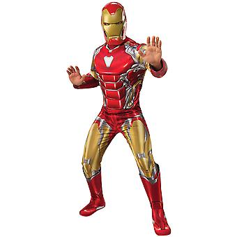 Men Iron Man Costume  - Avengers