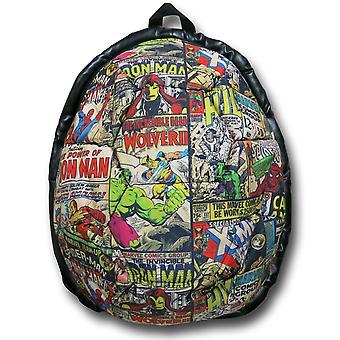Marvel Comic gesublimeerd Dome rugzak