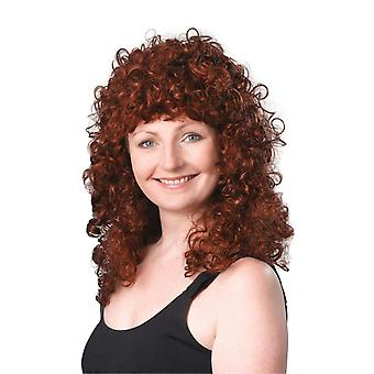 Bristol Novelty Mujeres/Señoras Long Curly Wig