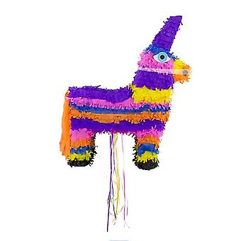 Piñata cavalo burro México festa doces estoque jogo de festa de aniversário de crianças