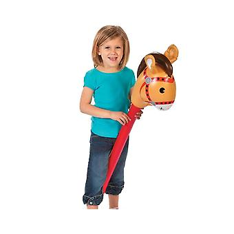 Inflatable Hobby Horse for Kids | Christmas Party Bag Fillers Favours