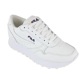 Casual buty wiersza wiersza orbity Zeppal L Wmn biały 0000072010_0
