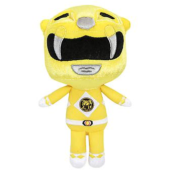 Power Rangers Yellow Ranger Hero Plush